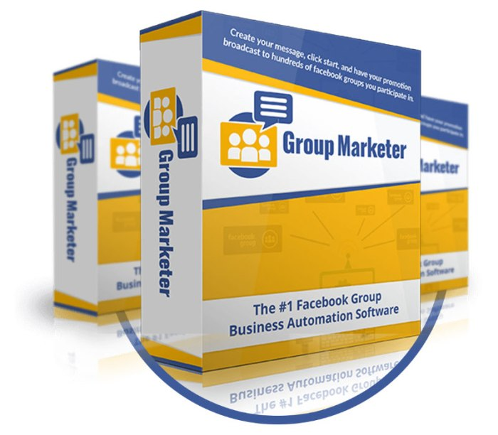 Group Marketer